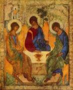 Andrej Rublev Trinity