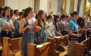 Youth Mass